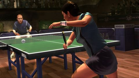 Ping Pong Tournament Movie animation