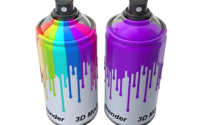 How Spray Paints Can Be Useful For Filmmakers